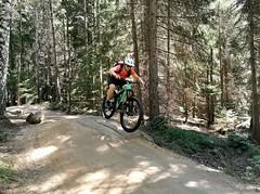 Modrý + Červený trail