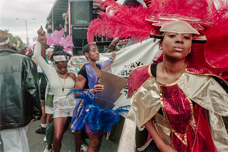 Notting Hill Carnival, London, 1985 Peter Marshall 95-8-18-60-positive_2400