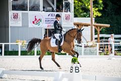 Dressage European Championships 2020 - Pony Freestyle - Pilisjàszfalu (HUN)