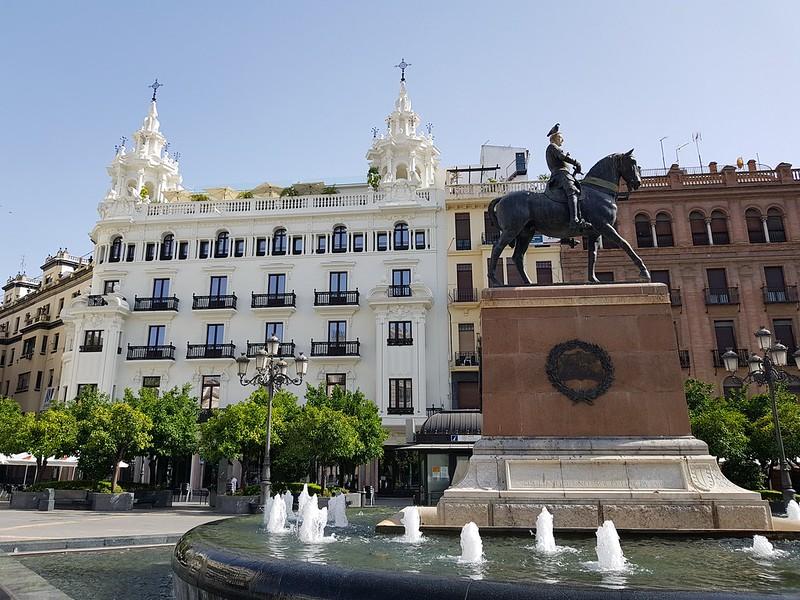 H10 Palacio Colomera, Córdoba.