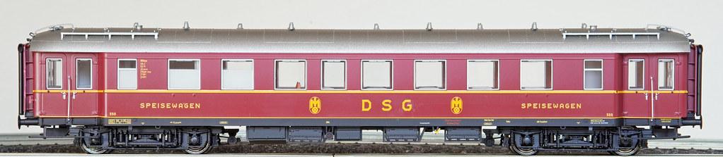 BRAWA 46191 WR4ye DSG 555