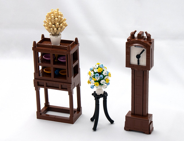 Fawlty Towers - Furniture Bits