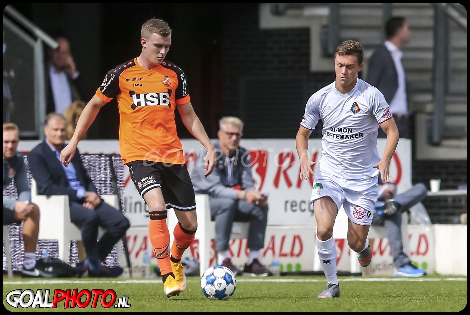 Telstar - FC Volendam 30-08-2020