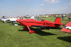 G-RVET Vans RV-6 [PFA 181-12852] Sywell 010918