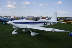 G-PTEK Vans RV-9A [PFA 320-13934] Sywell 310818