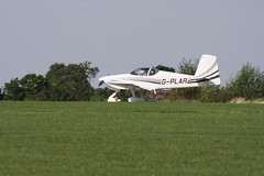 G-PLAR Vans RV-8 [PFA 320-14459] Sywell 020918