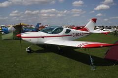 G-OCRZ Czech Aircraft Works SportCruiser [PFA 338-14668] Sywell 310818