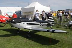 G-OBJM Taylor JT1 Monoplane [PFA 055-14623] Sywell 310818