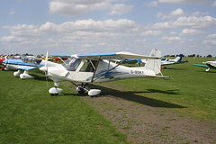 G-MSKY Ikarus Comco C-42 [PFA-322-13722] Sywell 310818