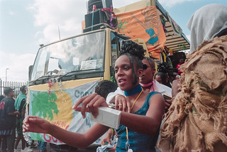 Notting Hill Carnival, London, 1985 Peter Marshall 95-8-21-70_positive_2400
