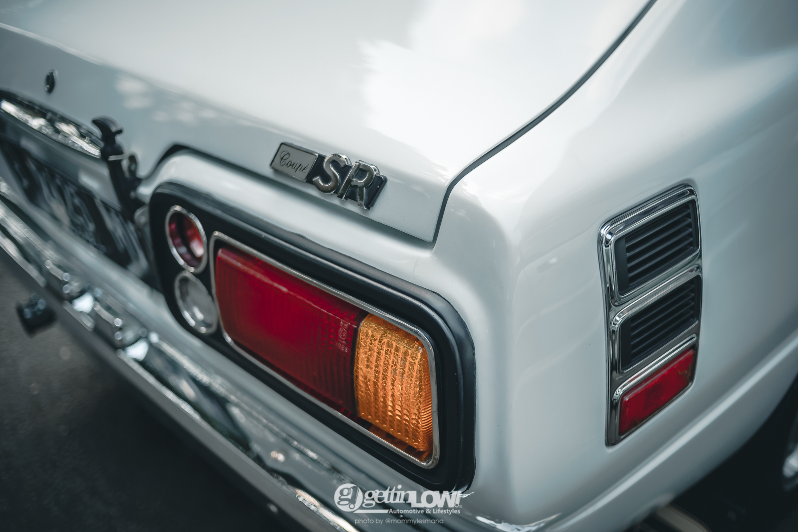 Andre Burhan's 1975 Toyota Levin TE37L