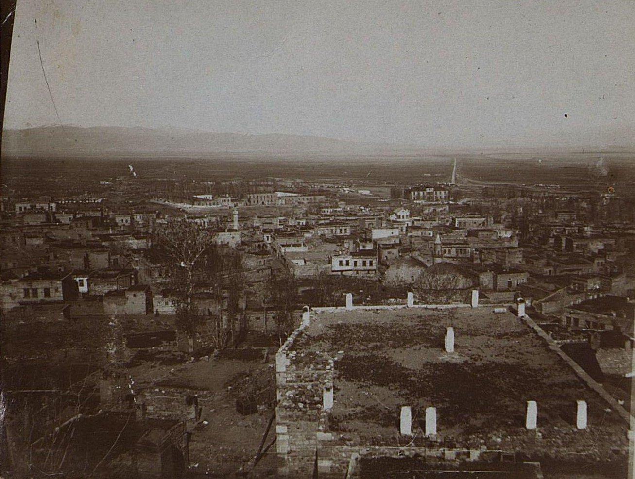 Вид Эрзерума во время войны (4)