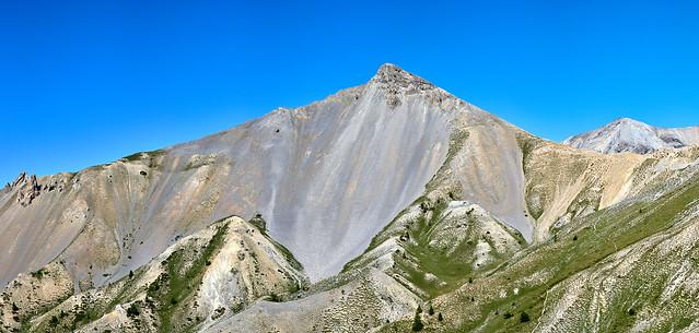 seen from Col Izoard
