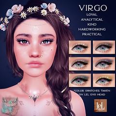 Voodoo - Virgo Shadow Lelutka Evolution