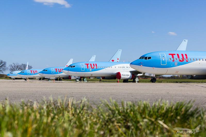 TUI fly - B738 - D-ATYB