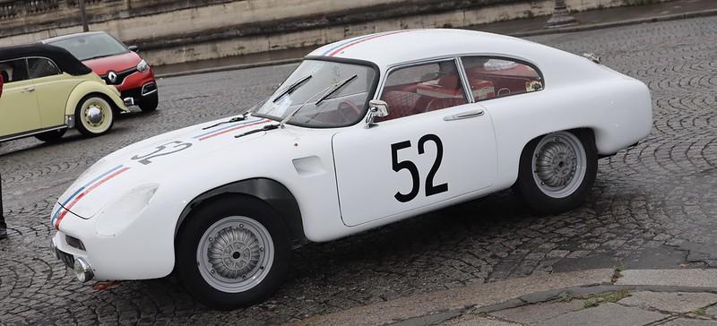 Deutsch Bonnet Panhard HBR5  Carrosserie subaissée 11 exemplaires 1960 /  50286827768_1a206e4f70_c