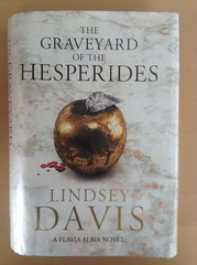 The Graveyard of the Hesperides - Lindsey Davis