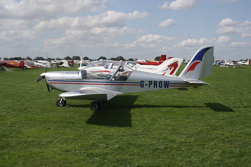 G-PROW Evektor EV-97 [PFA 315-13968] Sywell 310818