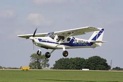 G-MPAC Ultravia Aero Pelican Club PL [PFA 165-12944] Sywell 010918