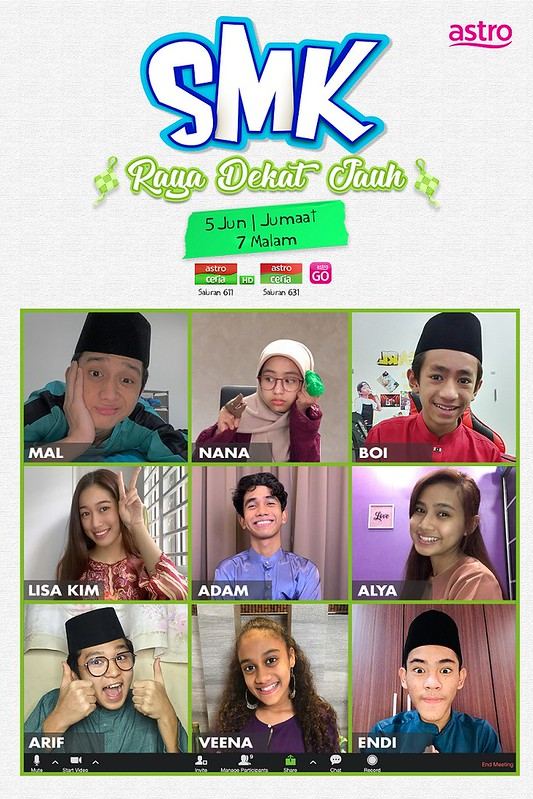 SMK Raya Poster Official