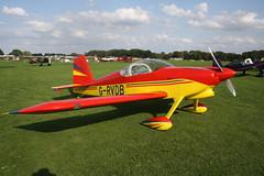 G-RVDB Vans RV-7 [PFA 323-14526] Sywell 310818