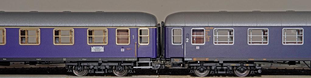 Hobbytrain-Wagen aus