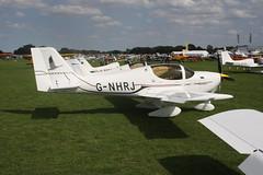 G-NHRJ Europa XS [PFA 247-13112] Sywell 310818