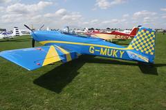 G-MUKY Vans RV-8 [LAA 303-14998] Sywell 310818