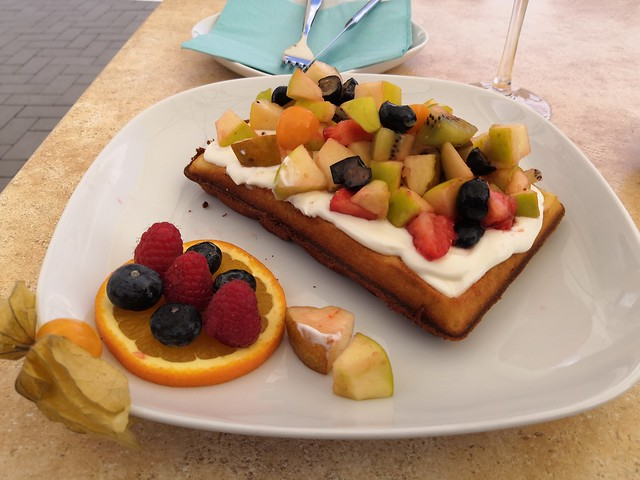 Waffel Power Fruit
