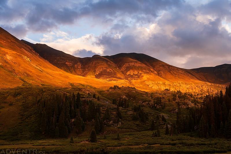 Mount Rhoda Sunset