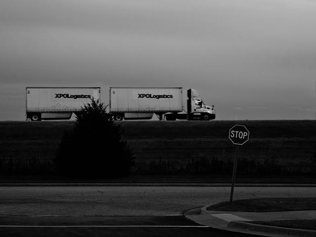 sundown trucker
