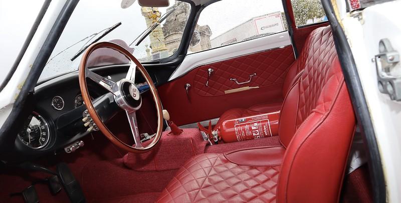 Deutsch Bonnet Panhard HBR5  Carrosserie subaissée 11 exemplaires 1960 /  50287502121_8d84118844_c