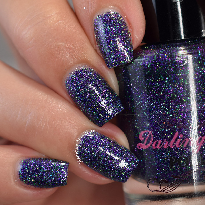 Darling Diva Polish Seriously Serious