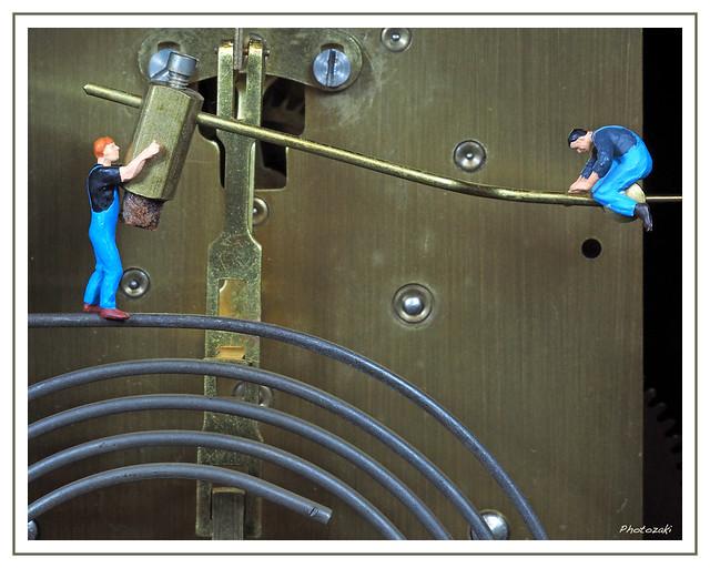 Chime Adjustment Technicians