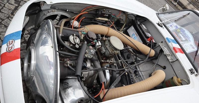 Deutsch Bonnet Panhard HBR5  Carrosserie subaissée 11 exemplaires 1960 /  50287653917_fa303129ab_c
