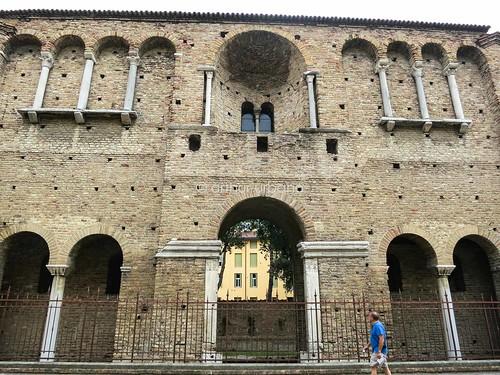 Theoderic's Palace (Ravenna, Italy)