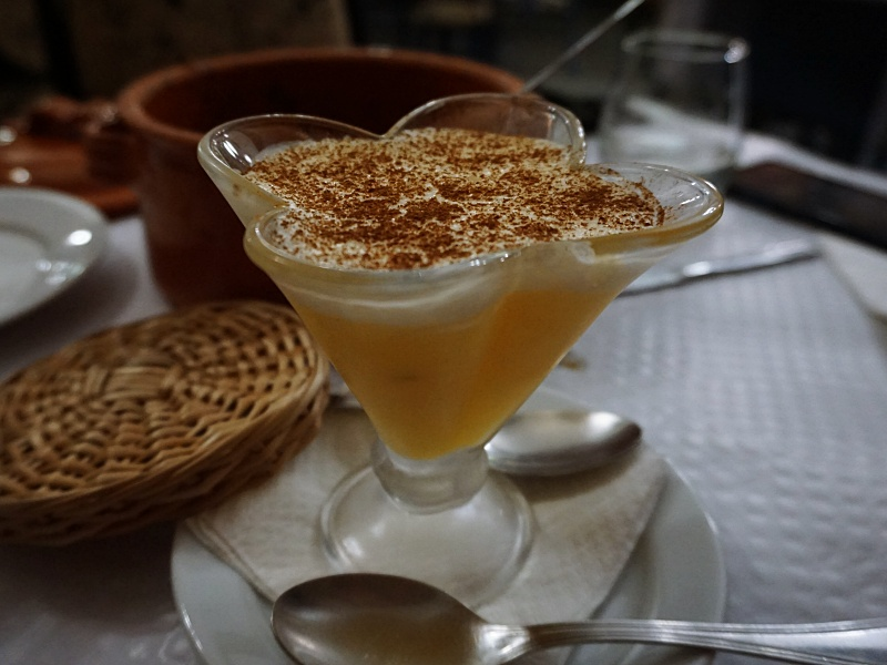 Pineapple Mousse Azores