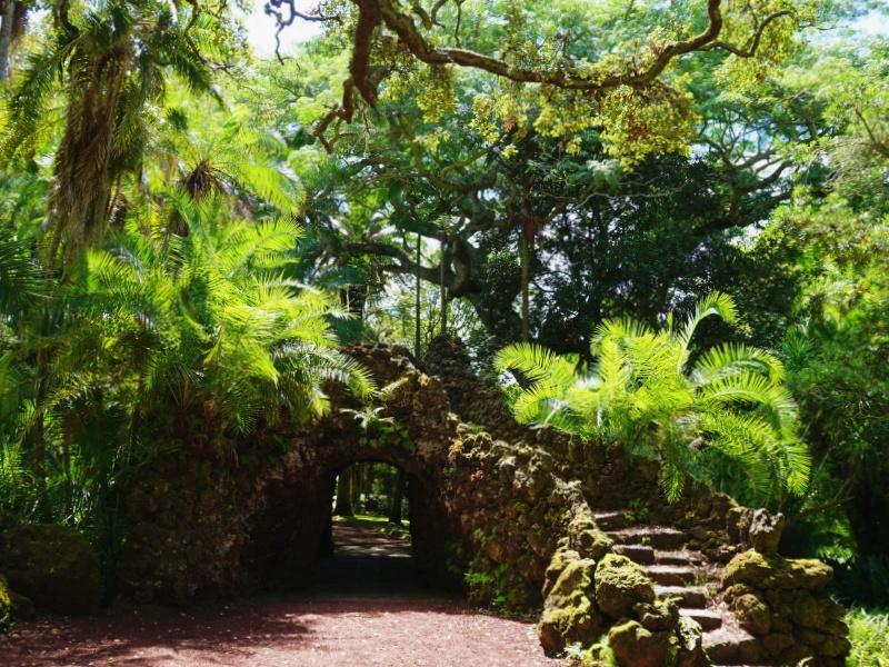 Ponta Delgada Park