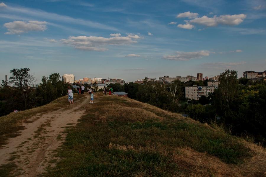 Россия: Рязань проездом