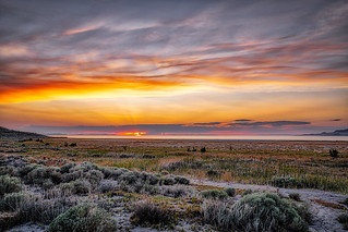 Salt Lake Sunset | by Mobilus In Mobili