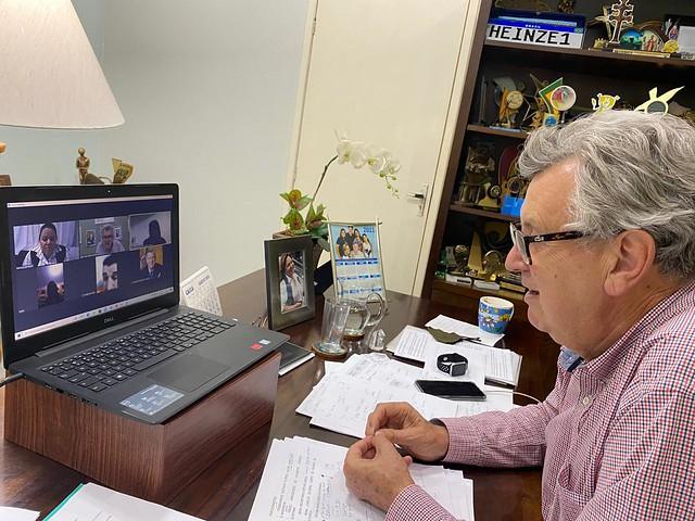 28/08/2020 Reunião Progressistas São Vicente do Sul