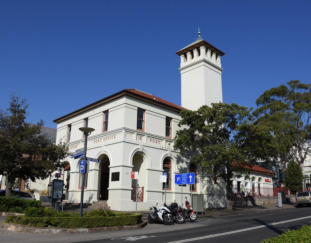 Post Office, Leichhardt, Sydney, NSW.