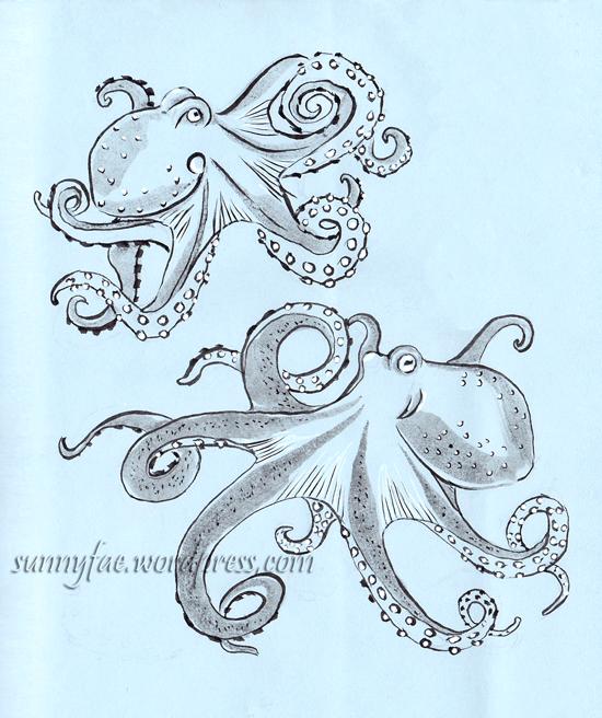 octopus value sketch