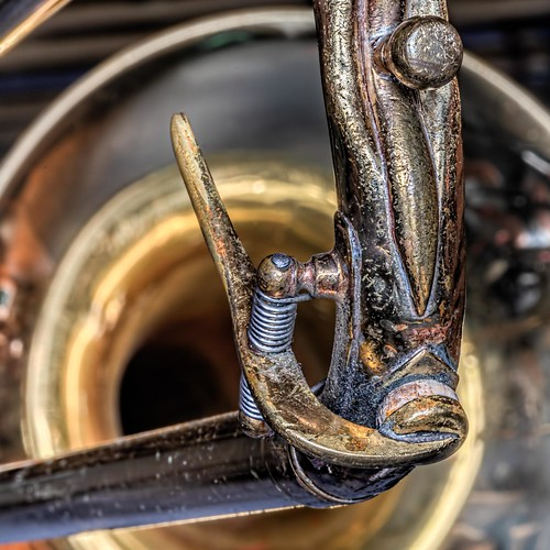 My Old Trombone | by Wes Iversen
