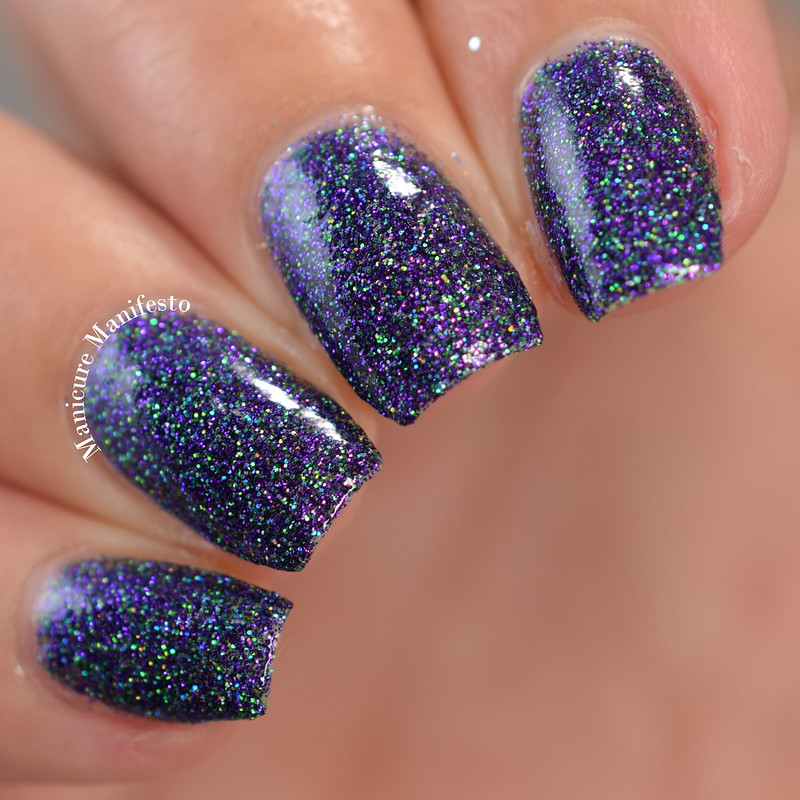 Darling Diva Polish Seriously Serious Review