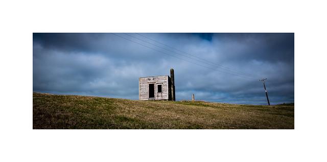 Lonely Hut - Nr Mamaku