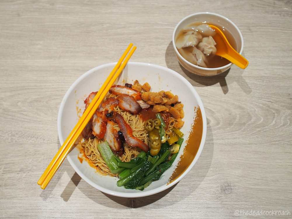 singapore,food review,food,review,koung's wanton mee,koung's,wanton noodle,wanton mee,龚氏云吞面,龚氏,云吞面,龔氏雲吞麵,龔氏,雲吞麵,
