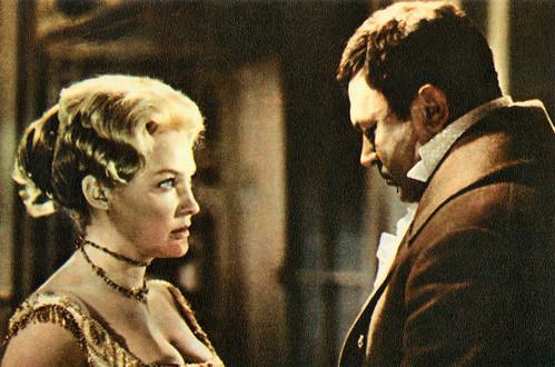 Irina Skobtseva and Sergey Bondarchuk in Voyna i mir (1966)