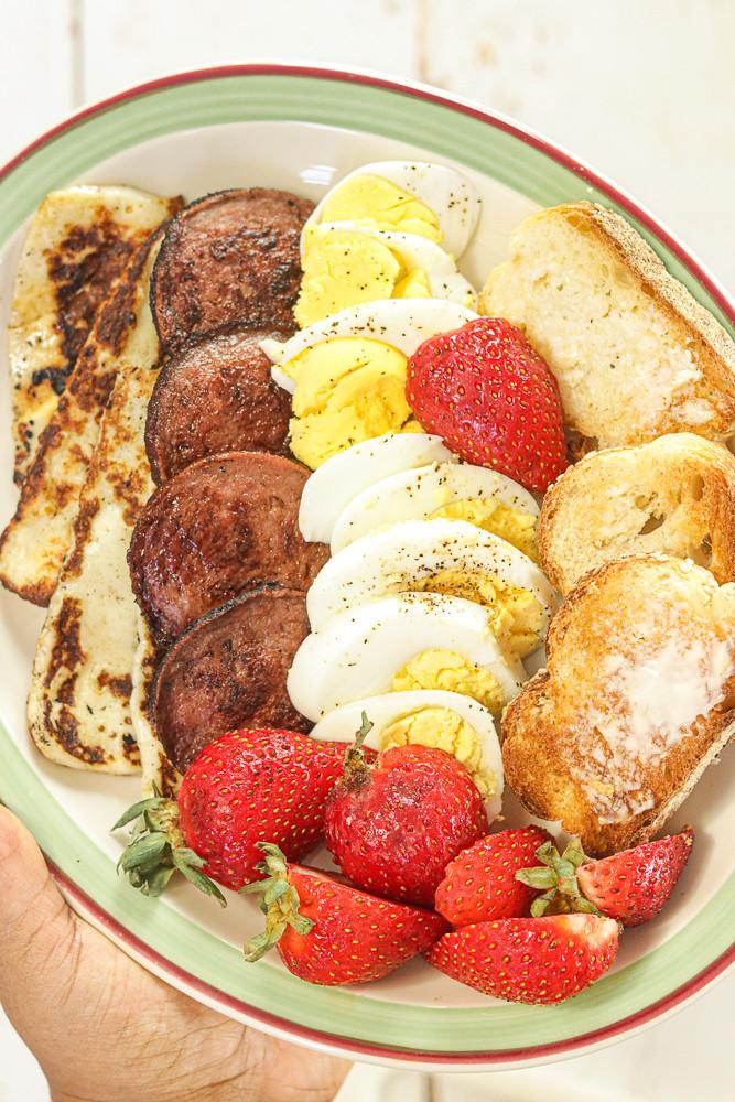 Breakfast LR