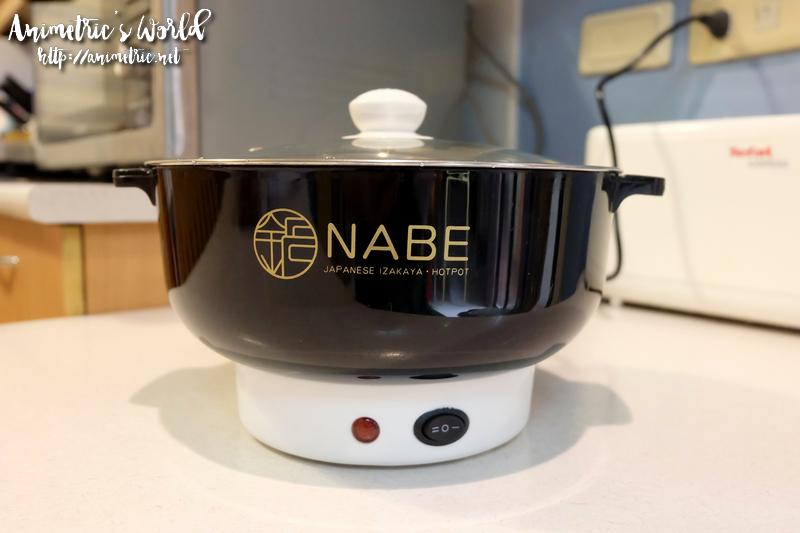 Nabe On-The-Go Set